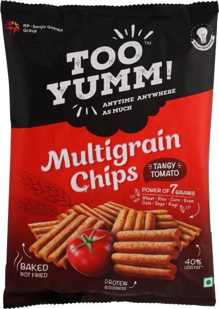 Too Yumm! Tangy Tomato Multigrain Chips