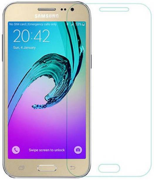 Zootkart Tempered Glass Guard for Samsung J7 2016