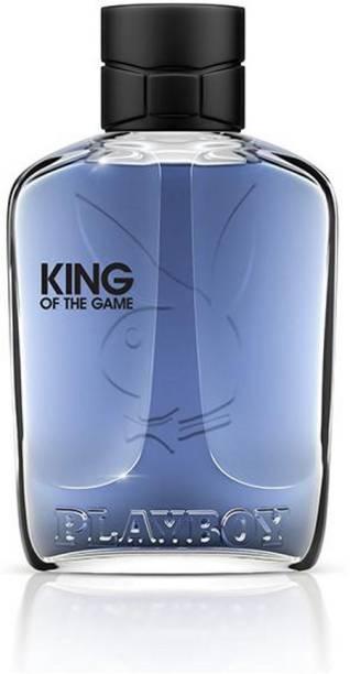 PLAYBOY King Man-New Eau de Toilette  -  100 ml