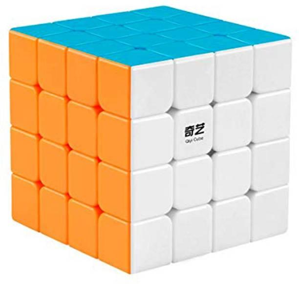AGAMI 4x4 QIYI QIYAUN S Stickerless High Speed Cube