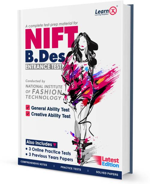 Nift Exam Full Package