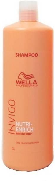 Wella Professionals NUTRI- SHAMPOO, Deep nourishing Shampoo