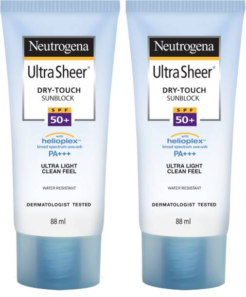 NEUTROGENA Ultra Sheer Dry Touch Sunblock - SPF 50+ PA+++