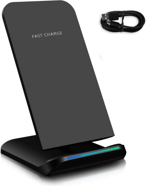 HSR 2 QI Certified 7.5W & 10W Fast Wireless Charger Charging Pad
