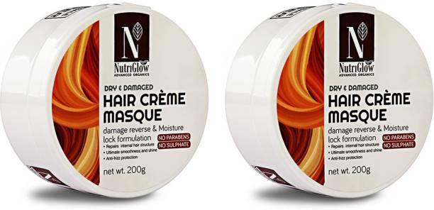 NutriGlow Advance Hair Crème Masque
