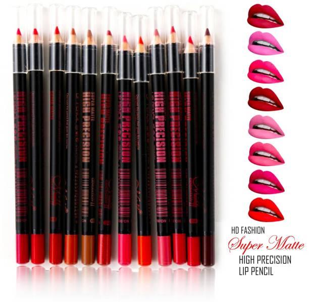 MN Soft Matte High Precision Lip Liner