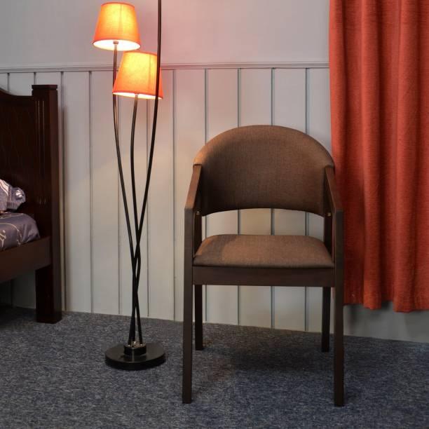 @Home by nilkamal Carleson Fabric Living Room Chair