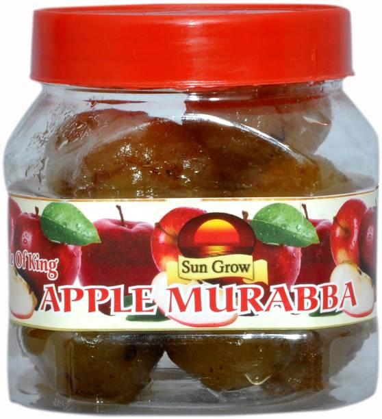 Sun Grow Organic Apple Murraba With Honey Apple Murabba