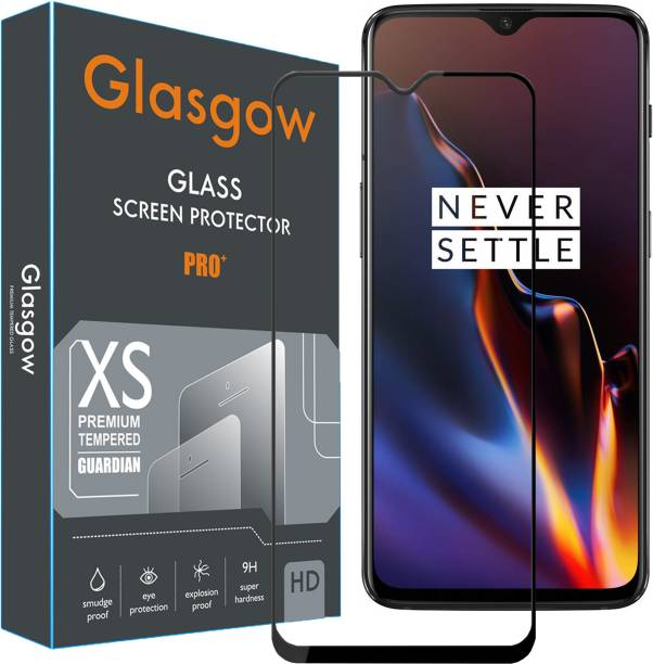 Glasgow Edge To Edge Tempered Glass for OnePlus 7