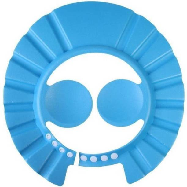 valida Best Safe Shampoo Bathing Protect Soft Hat for Baby Children Kids.