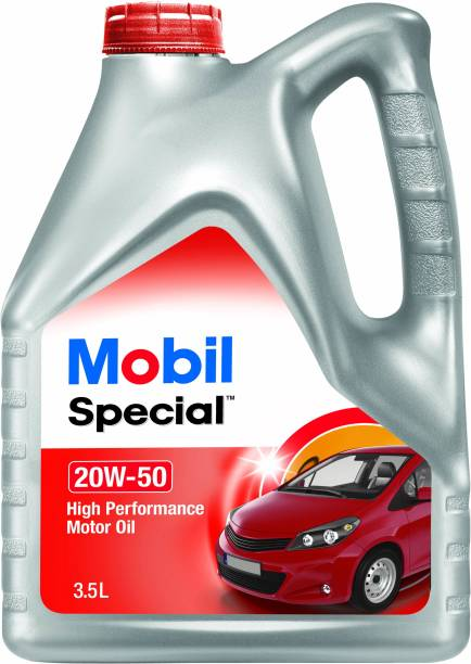 MOBIL Special 20W-50 High-Mileage Engine Oil