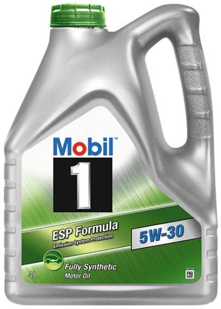MOBIL 1 ESP 5W-30 ESP 5W-30 Full-Synthetic Engine Oil