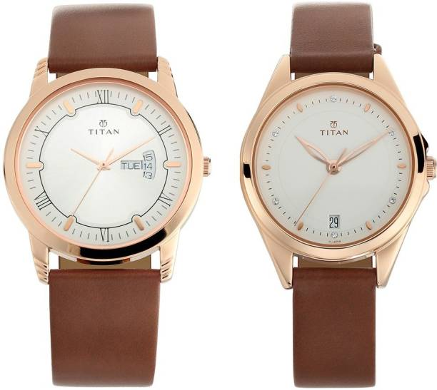 Titan Analog Watch  - For Men & Women
