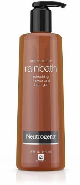 NEUTROGENA Rainbath Refreshing Shower And Bath Gel, 473 ml