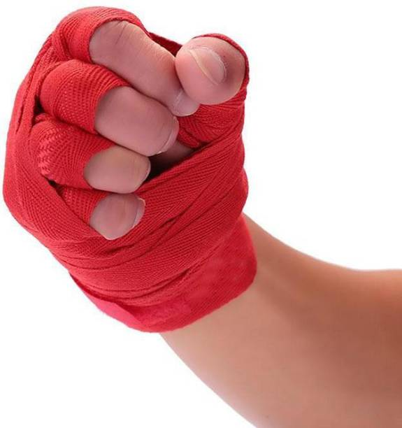 GymWar Boxing Hand Wraps Red Boxing Hand Wrap