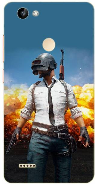 METOO Back Cover for Itel Wish A41 Plus, Pubg Design Back Cover Print : 25