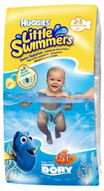 Huggies Little Swimmers Swim Nappies Finidng Dory 2-3 Years Small Size - S