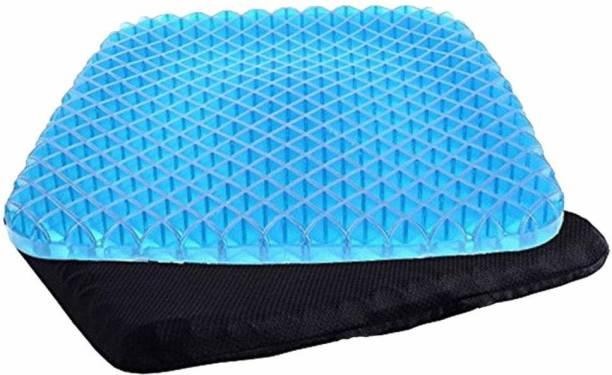 Wonder World ® Egg Gel Sitter Cushion Non-Slip Cover Relieve Sedentary Hip Support