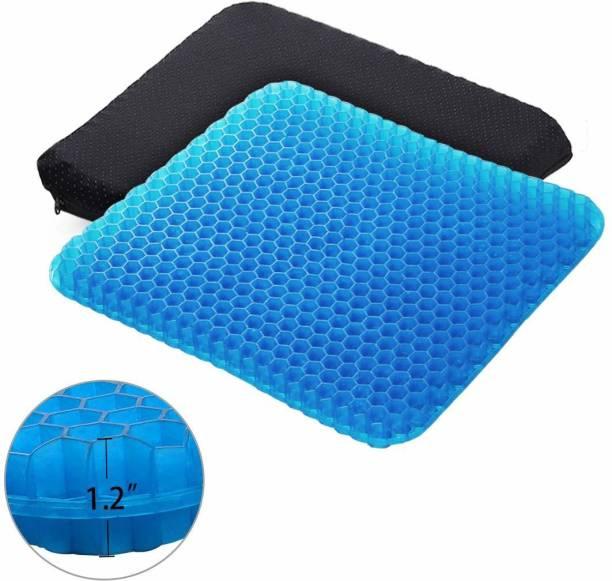 Wonder World ®Gel Pad Provides Support Lower Back, Spine Hip Support