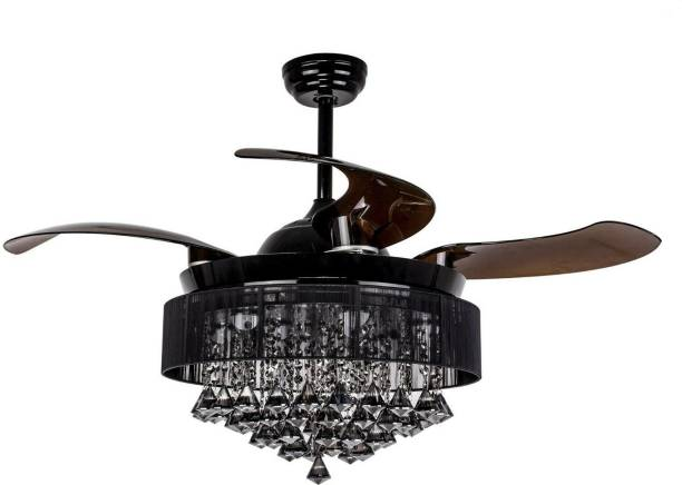 HANS LIGHTING ESC521YY 1080 mm Remote Controlled 4 Blade Ceiling Fan