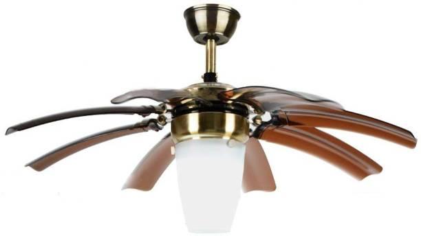 HANS LIGHTING ESC400B BROWN 1080 mm 8 Blade Ceiling Fan