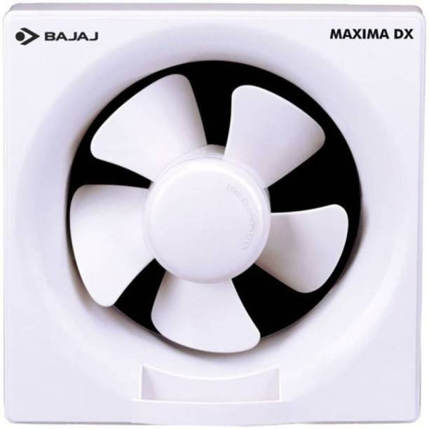 BAJAJ MAXIMA DX 250MM CUT SIZE 11.5INCH/11.5 INCH 250 mm 5 Blade Exhaust Fan