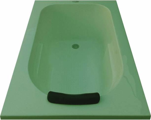 MADONNA PREFIXGRE MADONNA Prestige Acrylic 4 feet Rectangular Bathtub - Green Undermount Bathtub