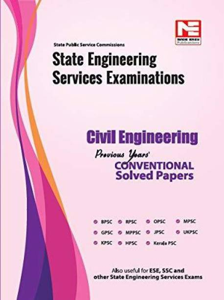 State Engineering Services Examination Ce Conventional Solved Paper