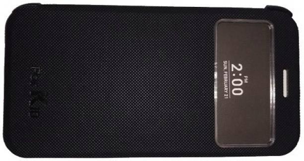 7Rocks Flip Cover for LG K10 2017