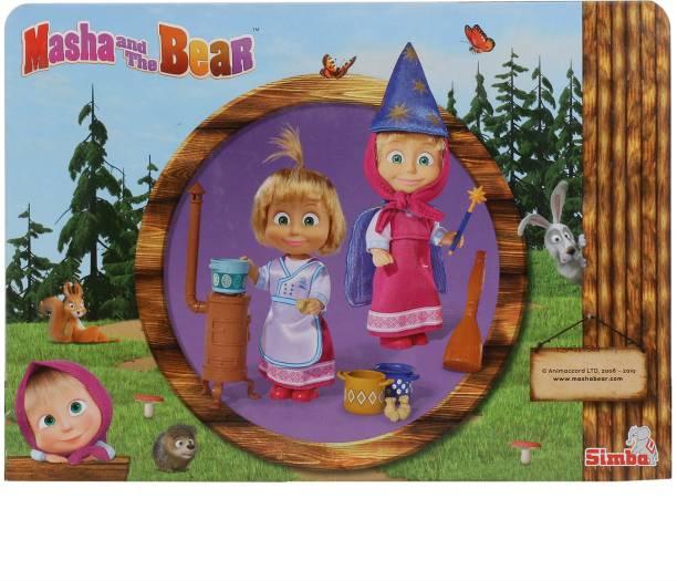 SIMBA Masha Fun At Home Toy Set for kids