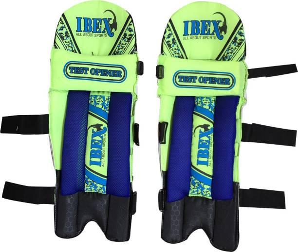 IBEX Cricket Test Opener Batting Legguard Pads For Men Cricket Guard Combo