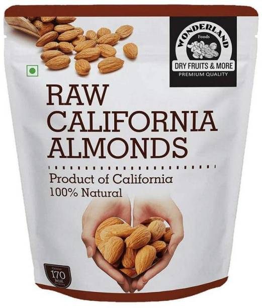 WONDERLAND California Almonds