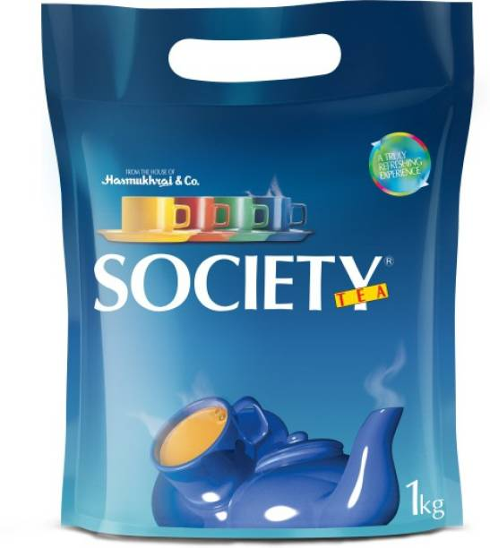 Society Tea Pouch