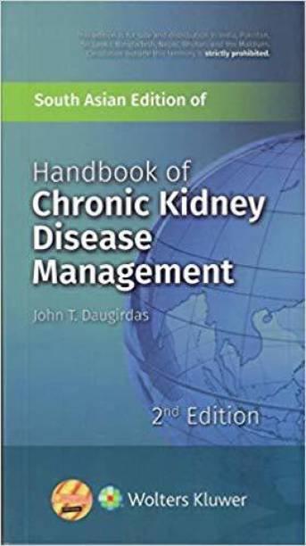 handbook of Chronic kidney Disease Management 2nd Edition