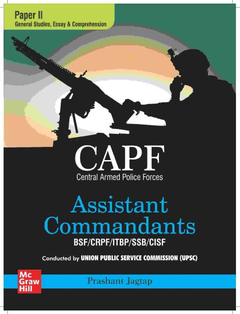 Success Master Planner Capf Assistant Commandant Examination