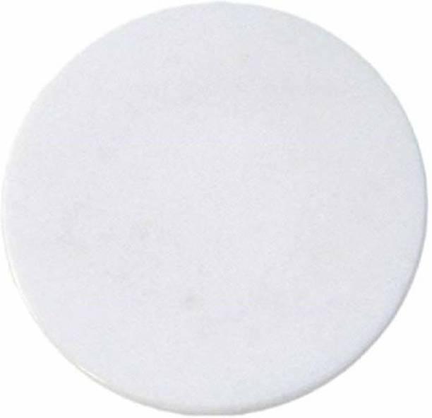 Mamta Creations white marble chakla Board