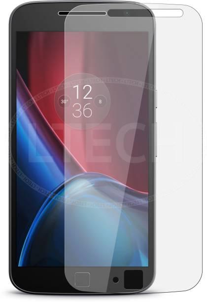 Dmax Aspire Tempered Glass Guard for Motorola Moto G (4th Generation) Plus