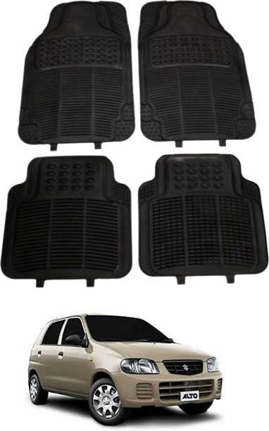 RONISH Rubber Standard Mat For  Maruti Suzuki Alto