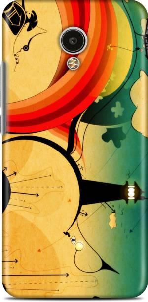 Flipkart SmartBuy Back Cover for Meizu MX6