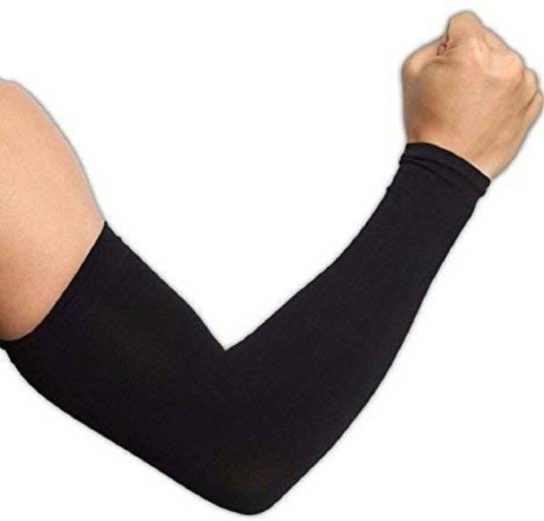 L'AVENIR Nylon, Cotton Arm Sleeve For Men & Women