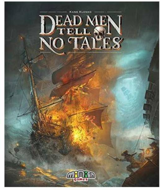 Minion Dead Men Tell No Tales Board Game Strategy & War Games Board Game