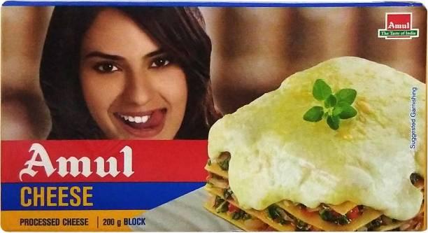 Amul Plain Processed cheese Block