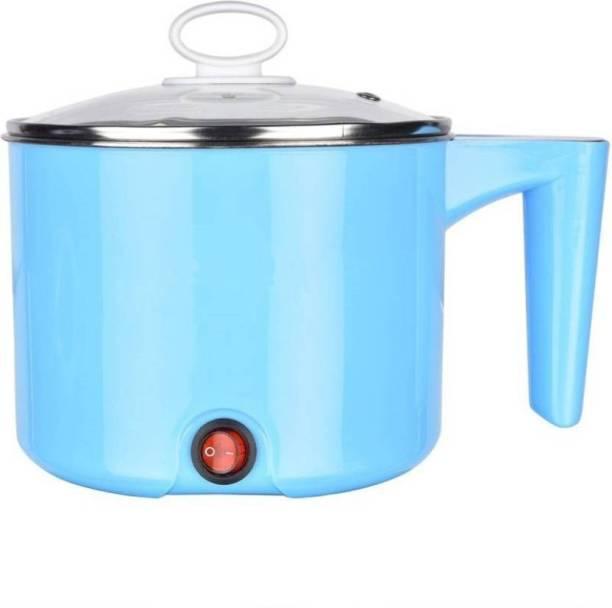 LUDDITE Multi-Function Electric Pressure Cooker, Food Steamer, Egg Cooker, Egg Boiler