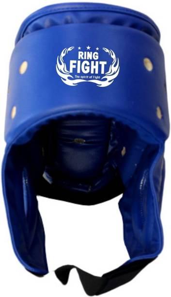 Ring Fight Open Face Karate, Taekwondo, kickboxing Headgear Boxing Head Guard