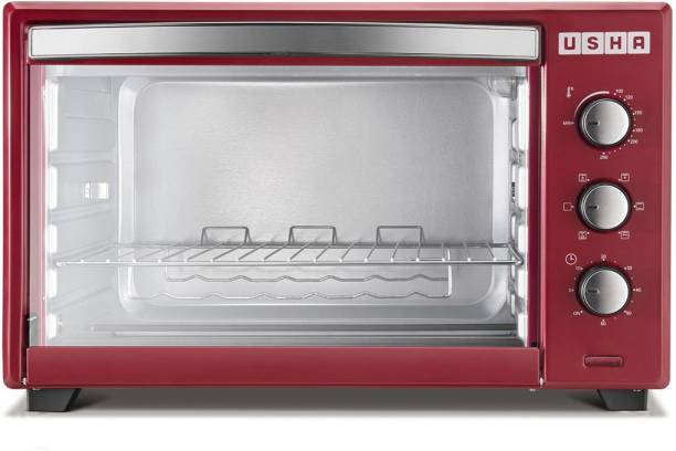 USHA 42-Litre 3642RCSS Oven Toaster Grill (OTG)