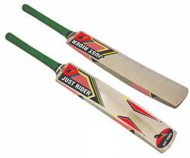 Just Rider T-20 Kashmir Poplar Willow Cricket  Bat
