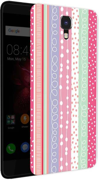 Polymol Back Cover for Infinix Note 4