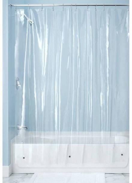 Goel Home Decor 210 cm (7 ft) PVC Door Curtain Single Curtain