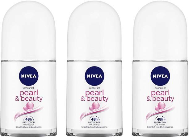 NIVEA OJC84 Deodorant Gel  -  For Men & Women