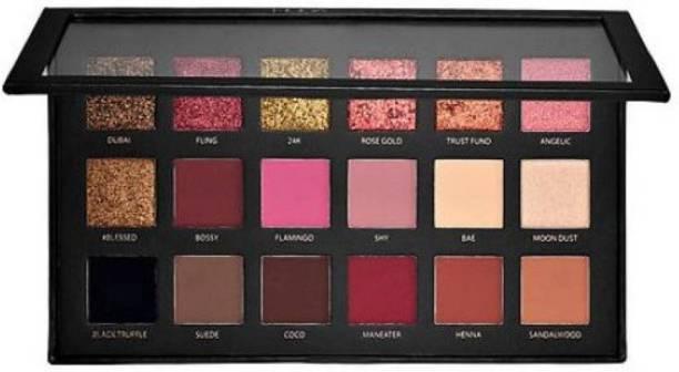 SKINPLUS Eye Shadow Palette , The 18K sPalette 9 g (Gold) 9 g